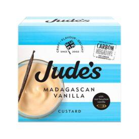 Jude's Madagascan Vanilla Custard (500g)