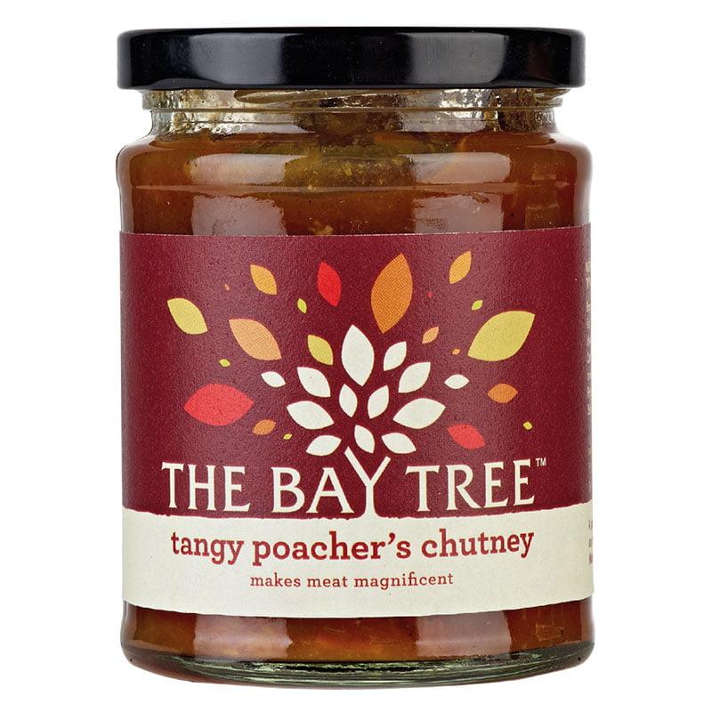The Bay Tree Tangy Poacher's Chutney (300g)