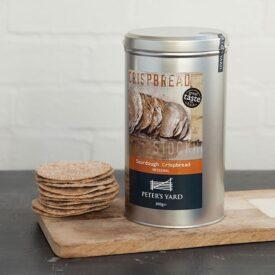 Peter's Yard Original Sourdough Crispbread Tin (300g)