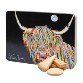 Dean's Maggie McCoo All Butter Shortbread Biscuit Assortment Gift Tin (500g)