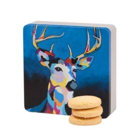 Dean's Glen McDeer All Butter Shortbread Biscuit Rounds Gift Tin (160g)