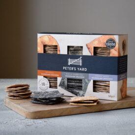 Peter's Yard Sourdough Crispbread Selection Box (265g)