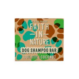 Faith In Nature Coconut Dog Shampoo Bar (85g)