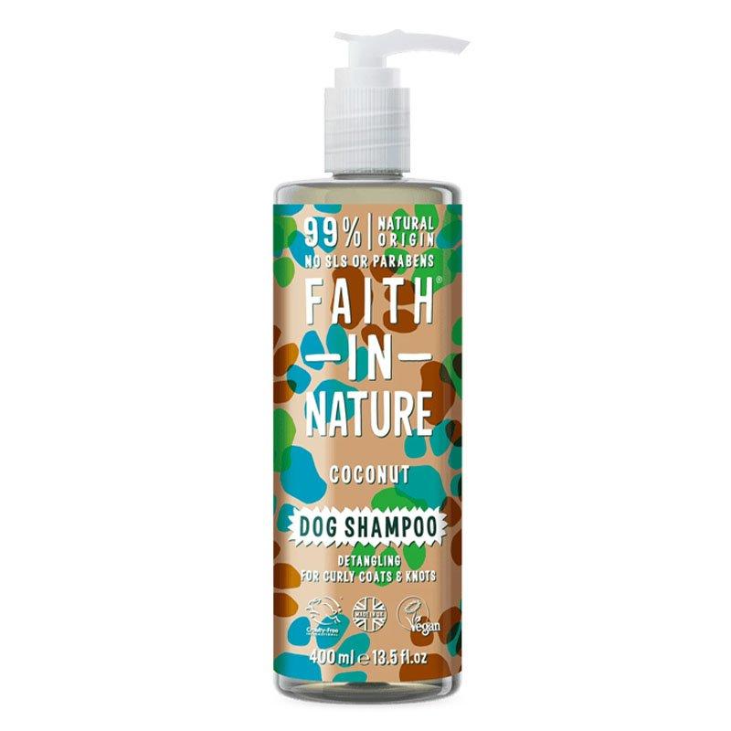 Faith In Nature Coconut Dog Shampoo (400ml)