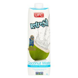 UFC Refresh Coconut Water (1ltr)