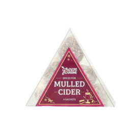 Green Cuisine Mulled Cider Spices - 6 Pouchettes (60g)