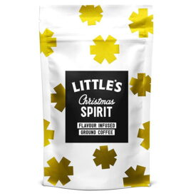 Little's Christmas Spirit Flavour Infused Ground Coffee (100g)