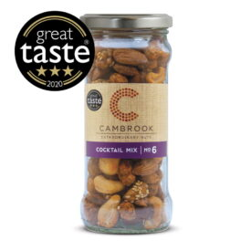 Cambrook Cocktail Nut Mix No 6 (170g)