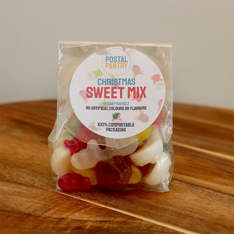 Vegan Christmas Jelly Sweet Mix (125g)