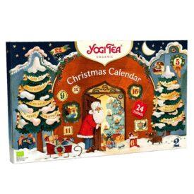 Yogi Tea Organic Christmas Advent Calendar (24 Bags)