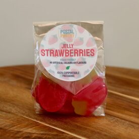 Vegan Jelly Strawberries Sweets (125g)