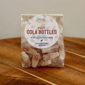Vegan Fizzy Cola Bottles Sweets (125g)