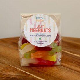 Vegan Jelly Meerkats Sweets (125g)