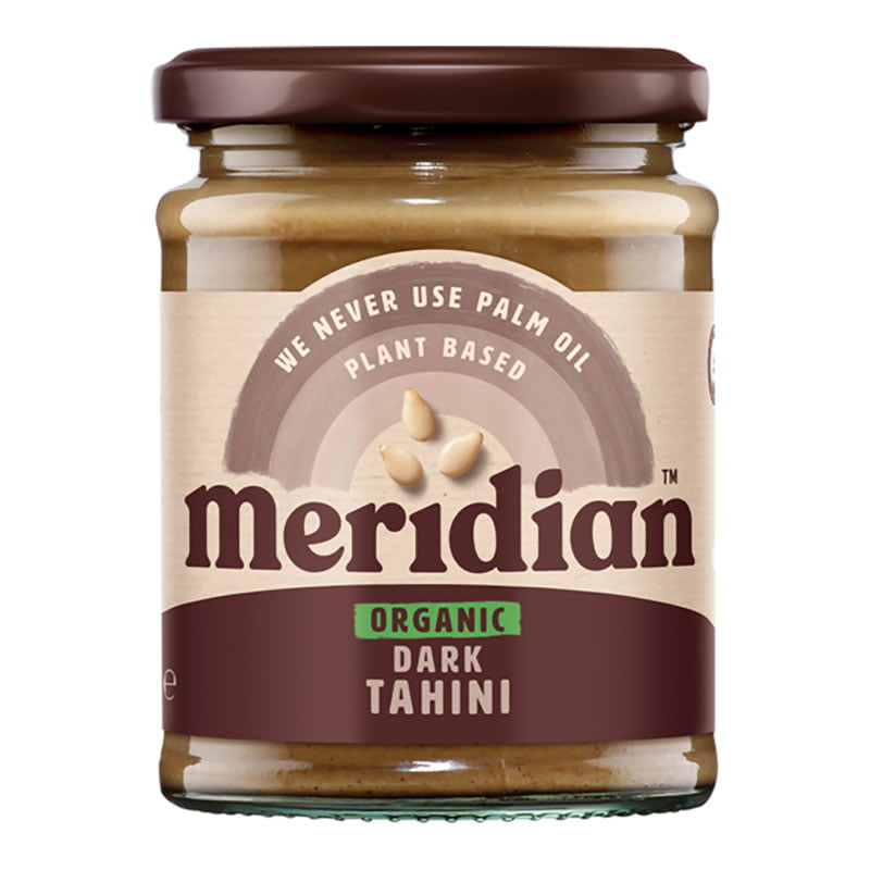 Meridian Organic Dark Tahini (270g)