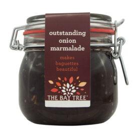 The Bay Tree Onion Marmalade Kilner Style Jar (620g)
