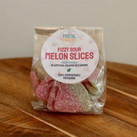 Vegan Sour Melon Slices Sweets (125g)