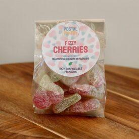 Vegan Fizzy Cherries Sweets (125g)