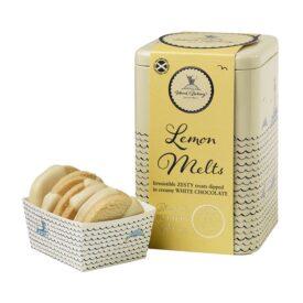 Island Bakery Organic Lemon Melts Biscuit Gift TIn (180g)