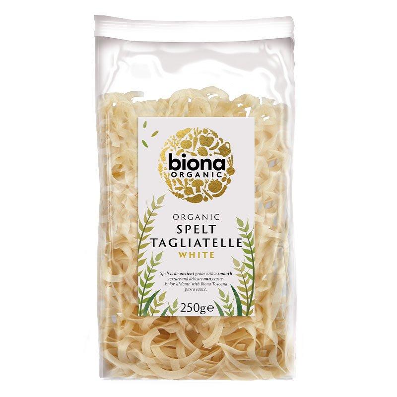 Biona Organic White Spelt Tagliatelle (250g)