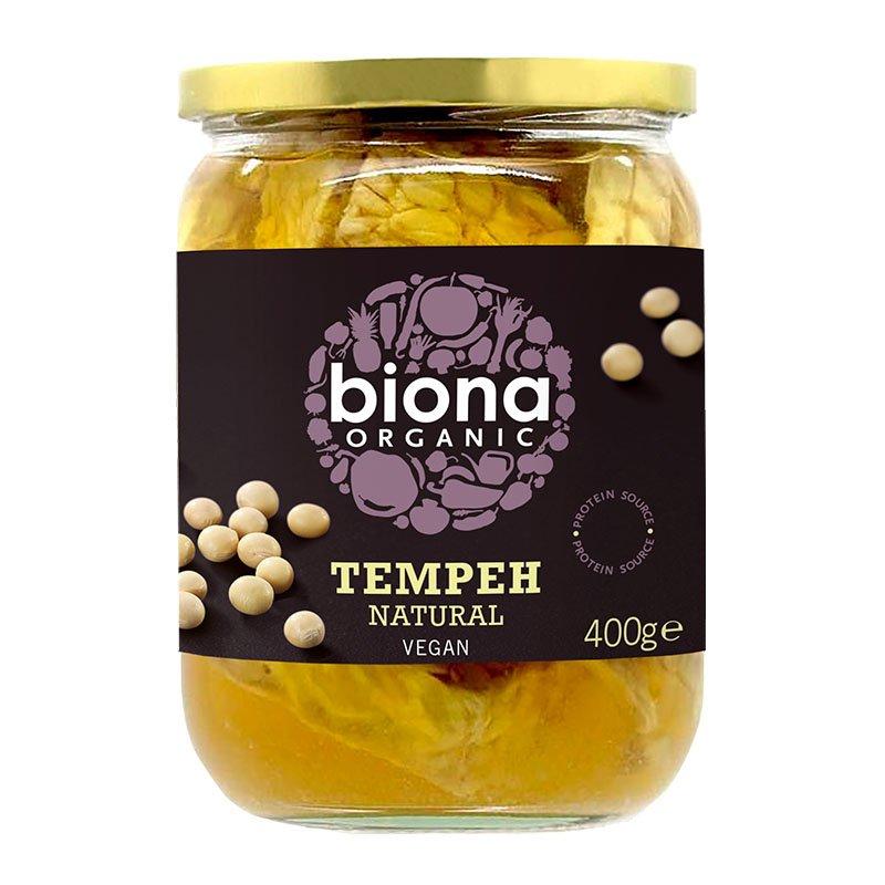 Biona Organic Natural Tempeh (400g)