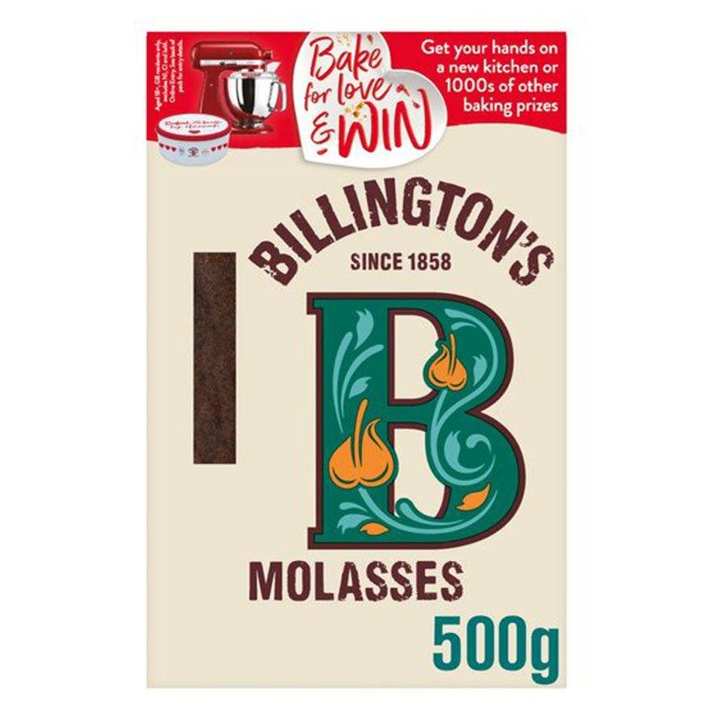 Billington's Natural Molasses Sugar (500g)