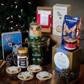 Deluxe Luxury Christmas Gift Box Hamper - Corporate Gifts & Hampers