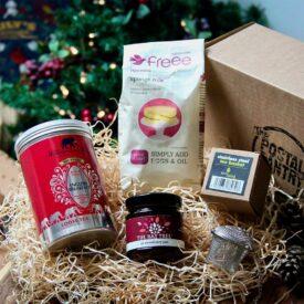 British Afternoon Tea Gift Box Hamper