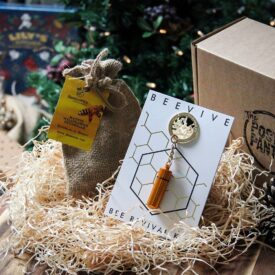 'Save The Bees' Gift Box Hamper