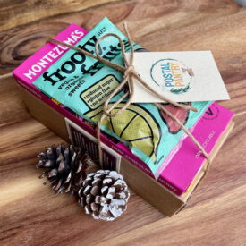 Chocolate & Treats Hand-Tied Gift Set
