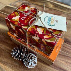 Christmas After Dinner Tea & Treats Hand-Tied Gift Set 2